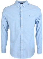 Original Penguin Core Oxford Shirt Blue