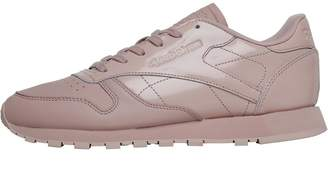 Reebok Classics Womens Classic Leather IL Trainers Shell Pink