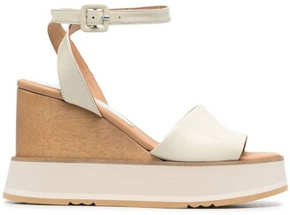 Paloma Barceló Laco Lory wedge sandals