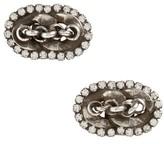 Dannijo Women's Kristof Stud Earrings