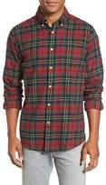 Barbour Finley Regular Fit Check Twill Shirt