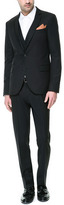 Zara Structured Charcoal Suit