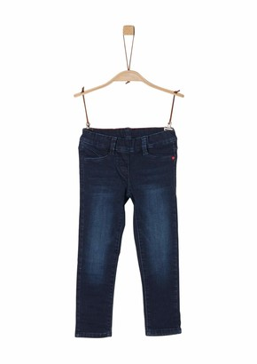 S'Oliver Girls' 53.909.71.3483 Jeans