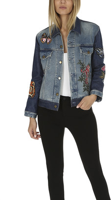 AS65 Embroidered Denim Jacket