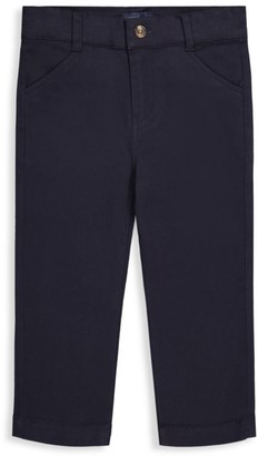 Andy & Evan Baby's & Little Boy's Stretch-Cotton Twill Trousers