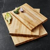 Crate & Barrel John Boos Maple Cutting Boards