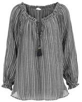 Zimmermann Printed Cotton Top