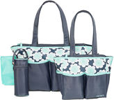 Carter's 5-in-1 Floral Diaper Bag