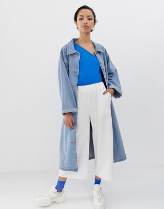 Dr. Denim cropped trouser