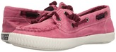 Sperry Sayel Away Washed Canvas Women's Lace up casual Shoes
