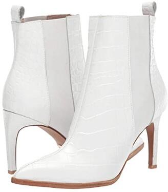 42 GOLD Kensington (Black Suede) Women's Boots