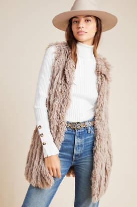 Greylin Tonia Faux Fur Vest
