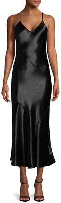 Rebecca Minkoff Woven Maxi Dress