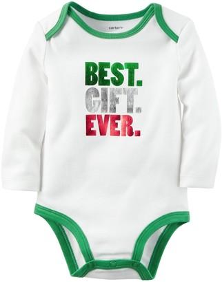 Carter's Baby Single Bodysuit