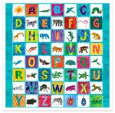 Eric Carle Alphabet Fun Wall Art