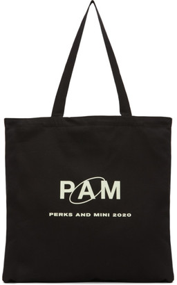 Perks And Mini Black The Intention Tote Bag