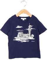 Burberry Boys' Printed Crew Neck T-Shirt