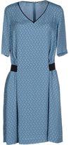 Pinko GREY Short dresses
