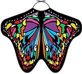 LIVEBOX Women's Swimwear Bikini Beach Cover Ups Butterfly Wings Shape Chiffon Sarong Pareo Scarf Swimsuit Shawl Wraps