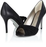 Jacques Vert Suede Twist Front Shoe