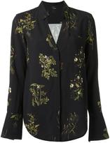 OSKLEN printed shirt - women - Viscose - P