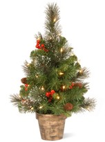 Crestwood National Tree Company 2 ft. Artificial Spruce Christmas Tree