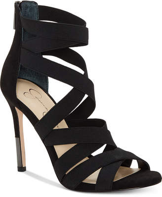 Jessica Simpson Jyra Strappy Dress Sandals Women Shoes