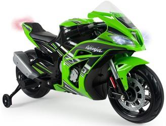 Plum Injusa Kawasaki ZX10 Motorbike 12V