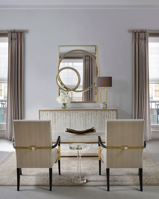 John-Richard Collection Savona Arm Chair