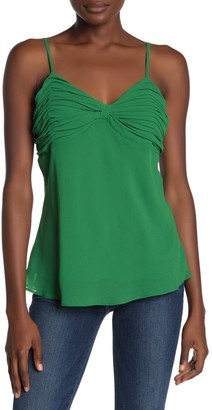 Naked Zebra Ruched Detail Camisole