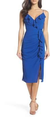 Cooper St Camilla Frill Sheath Dress