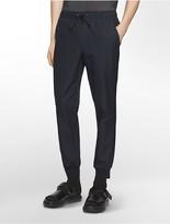 Calvin Klein Platinum Slim Fit Poplin Jogger Pants