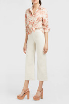 Brock Collection Beatrice Wide-Leg Jeans