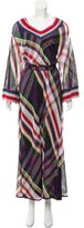 Missoni Metallic Maxi Dress w/ Tags