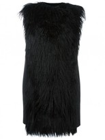 Theory 'nyma' Faux Fur Vest