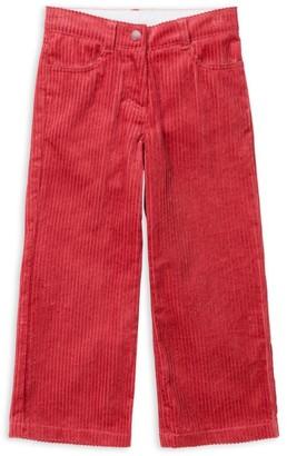 Stella McCartney Kids Corduroy Flared Trousers (3-14+ Years)