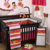 Tula Cotton Tale 10 Piece Crib Bedding Set