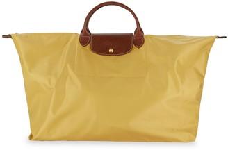 Longchamp Foldable Nylon Tote