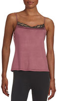 Hanro Lace-Trimmed Camisole