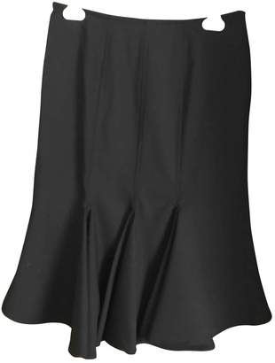 Gianni Versace Black Skirt for Women