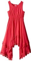 Ella Moss Dana Sleeveless Woven Dress Girl's Dress