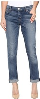 Hudson Riley Relaxed Slim Straight in Disharmony Women's Jeans