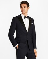 Brooks Brothers Regent Fit One-Button Jacquard Tuxedo