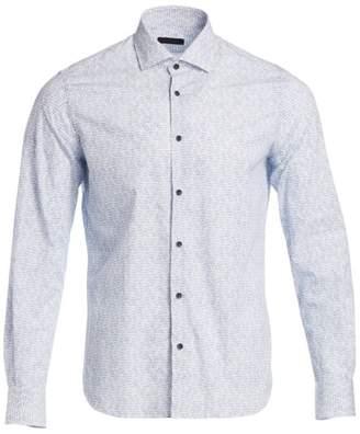Saks Fifth Avenue Cotton Long Sleeve Shirt