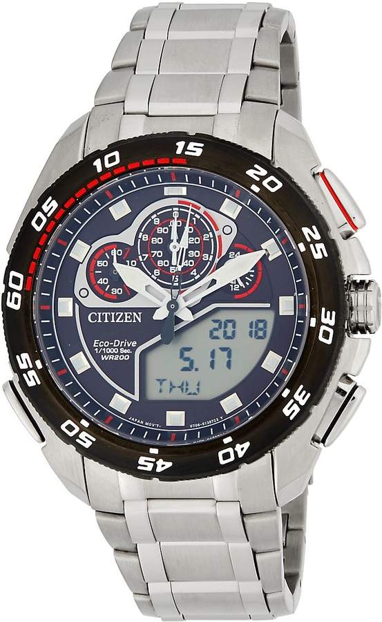 Citizen Men's Mens Eco-Drive Promaster Super Sport Watch