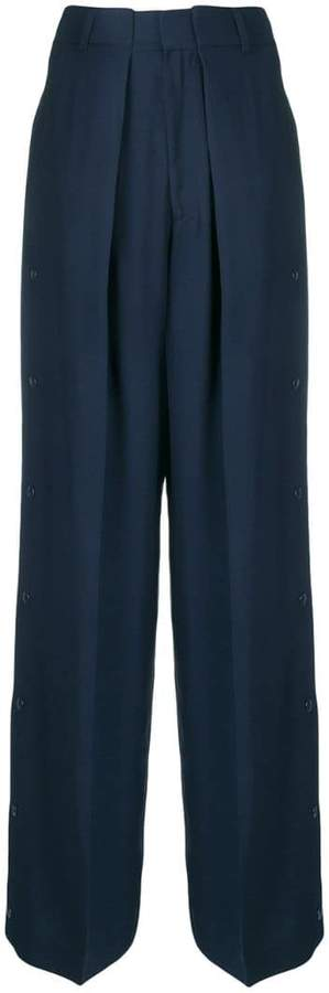Golden Goose pleated trousers