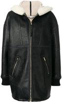 Stella McCartney Henna shearling coat