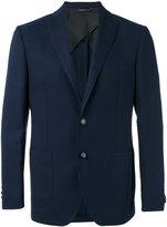Tonello patch pockets blazer