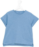 Stella McCartney plain T-shirt - kids - Cotton - 14 yrs
