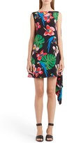 Valentino Women's Tropical Dream Print Silk Dress